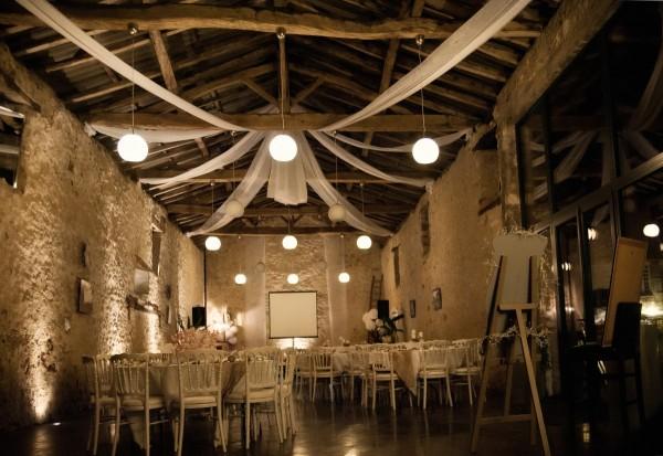 Location mariage pour 125 personnes