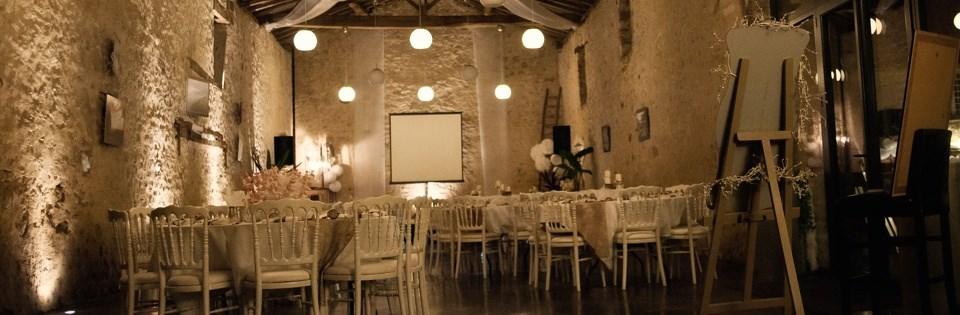 Vendée location de salle